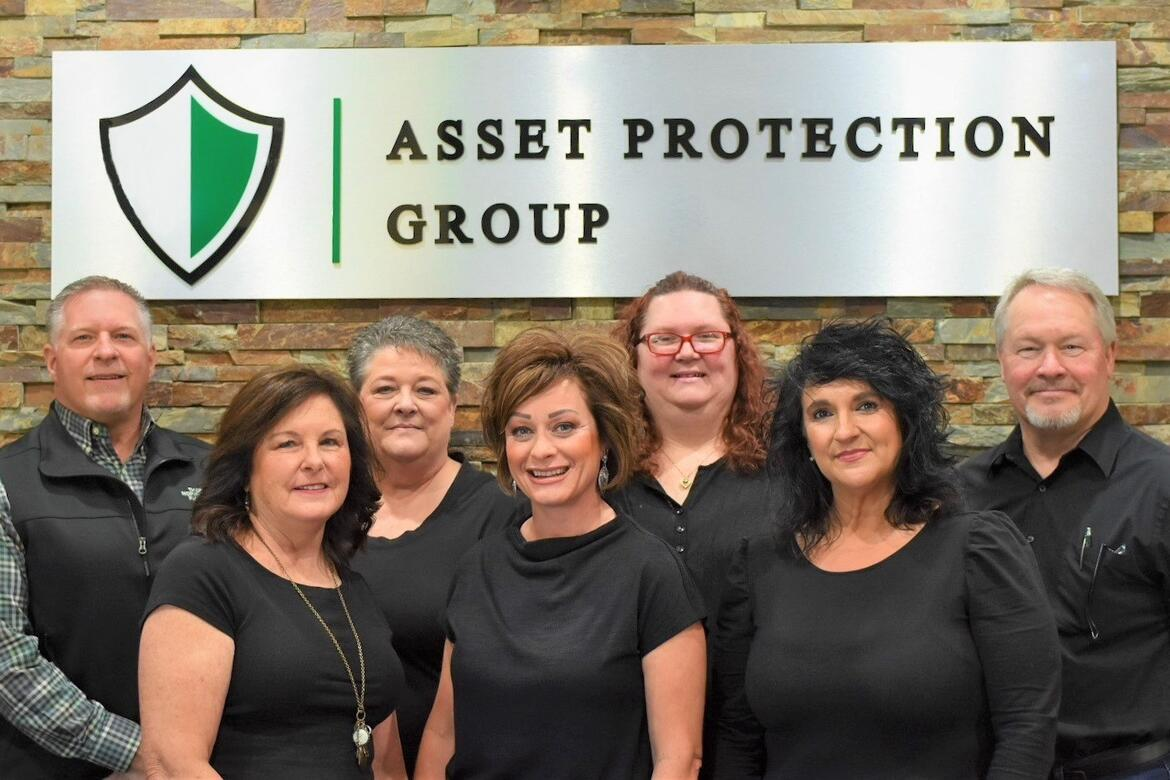 Insurance Agency Staff Photo